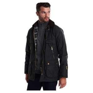 Barbour Icons Bedale Wachsjacke 125 Jahre Edition