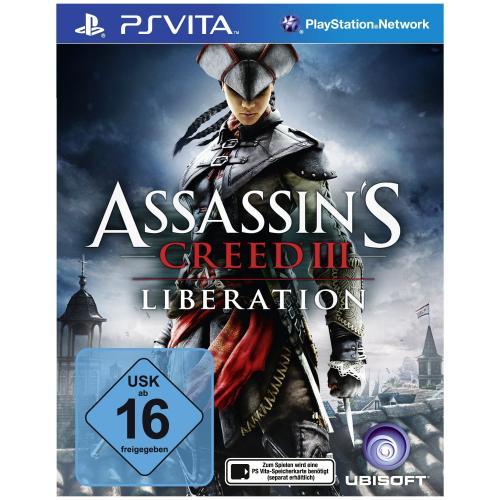 Assassins Creed Liberation PS Vita für 27,97 @Amazon.de
