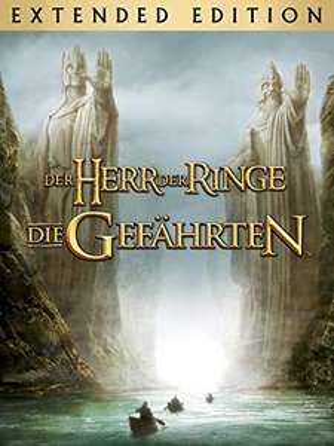 Herr der Ringe (Extended Edition) - Alle 3 Teile in HD für je 5,98€ [Amazon Video]