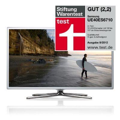 EBAY - Samsung UE40ES6710 3D inkl. Brillen - Testsieger 599.-inkl. VSK
