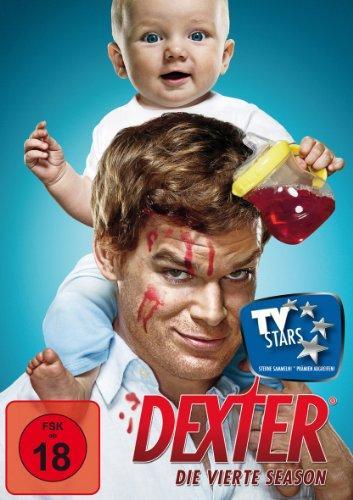 Dexter Staffel 1, 2, 3 und 4 jeweils 9,99€ [DVD] buch.de/thalia.de