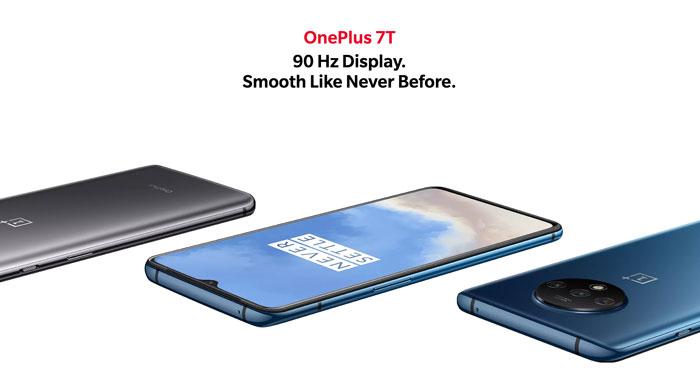 [tradingshenzhen] OnePlus 7t - 8GB/256GB aus EU LAGER