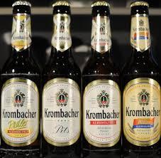 2 Krombacher Produkte (Krombacher Pils, Radler, Weizen, Kellerbier, Fassbrause) gratis im Restaurant&Bar Pier 20 am Möhnesee (Sauerland)