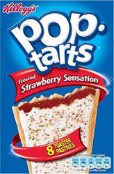 Kellogg's Pop Tarts Strawberry Sensation oder Frosted Chocotastic [Aldi Süd]