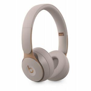 Beats Solo Pro Wireless Noise Cancelling Kopfhörer More Matte Edition Grau Gray