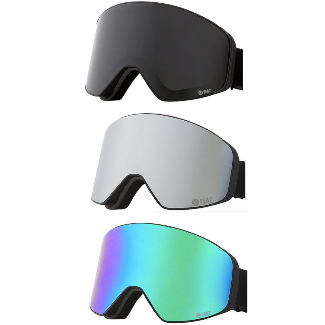 YEAZ Skibrille Apex in verschiedenen Farben