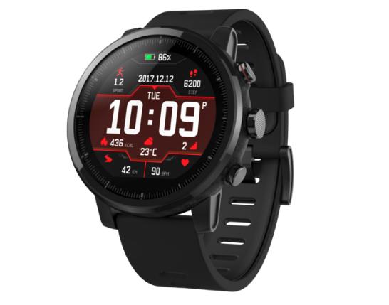 Tiefpreisspätschicht bei Media Markt unter anderem mit der AMAZFIT Stratos Smartwatch