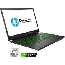"HP Pavilion Gaming Notebook 15-cx0245ng - 15.6"" FHD IPS, i5-8300H, 8GB RAM, 512GB SSD, GTX 1050, bel. Tastatur, Win10 Home"