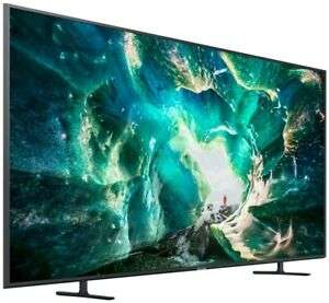 "Samsung UE55RU8009 - 55"" 4K UHD Smart TV (VA, Edge LED, 120Hz, 8bit+FRC, 15ms Input Lag, Tizen, Apple AirPlay 2, FreeSync VRR)"