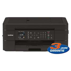 Brother MFC-J491DW Tintenstrahl-Multifunktionsgerät A4, 4in1, Drucker, Kopierer, Scanner, Fax, 12 S/Min., USB, WLAN