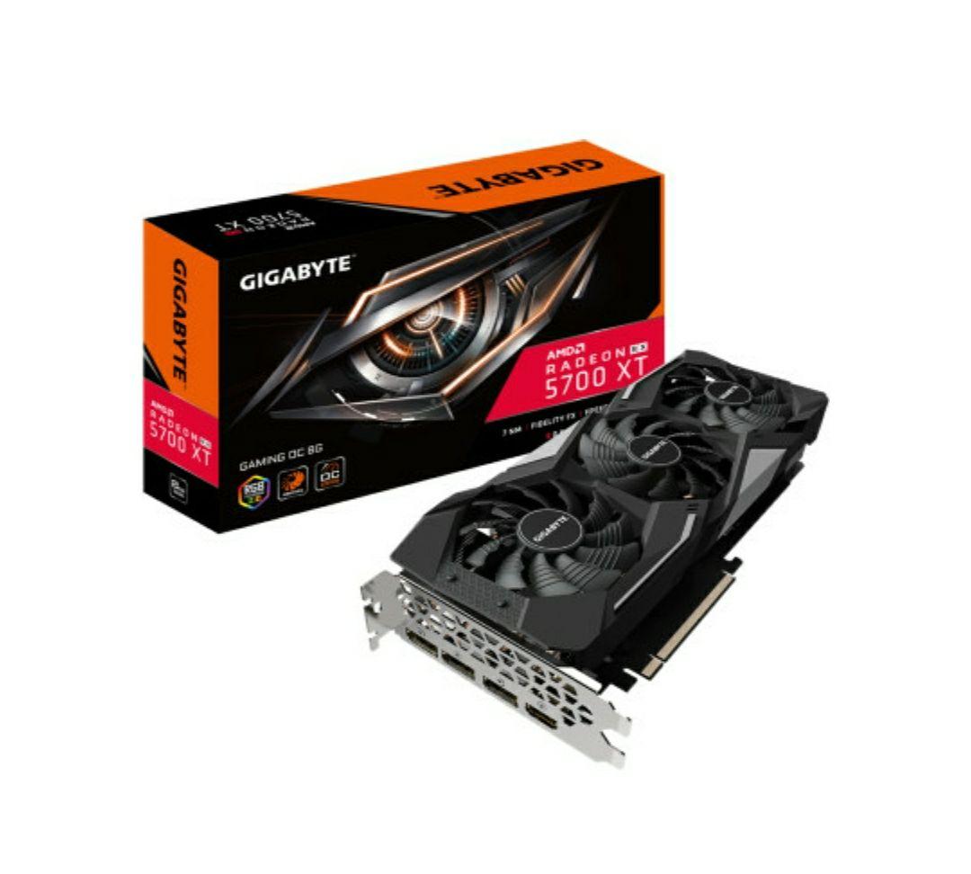 GIGABYTE GIGABYTE Radeon RX 5700 XT GAMING OC 8G