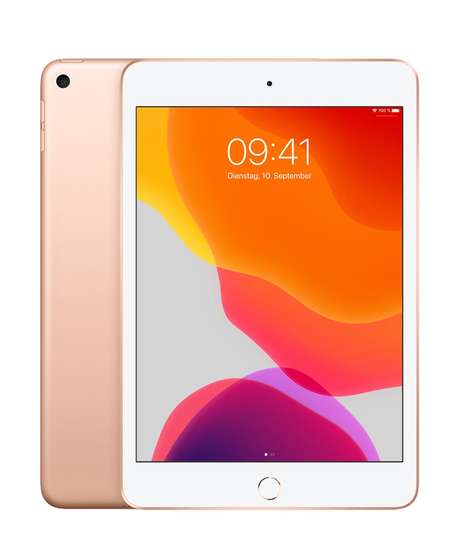 Apple iPad mini (2019) 256GB WiFi + 4G gold