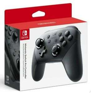 Nintendo Switch Pro Controller ebay + VISA Kreditkartenzahlung