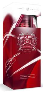 Chivas Regal 12 Jahre Blended Scotch Whisky + 1 Tumbler | 0,7l 40%bei [Real ab 27.01.]