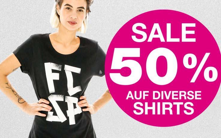 FC St. Pauli T-Shirt Sale, noch viele Größen verfügbar