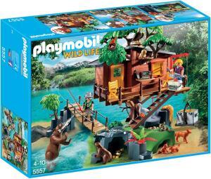 Playmobil Abenteuer Baumhaus (ab 4 Jahre) für 29,95 Euro [Real]