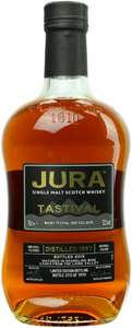Isle of Jura Tastival 1997/2015, Benriach 21 Temporis und Kavalan Solist Moscatel Single Malt Whisky