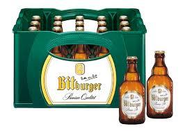 Lokal- 2 Kästen Bitburger Stubbi für 16,00 Euro [Globus] / Oder bei Rewe 16,98 Euro