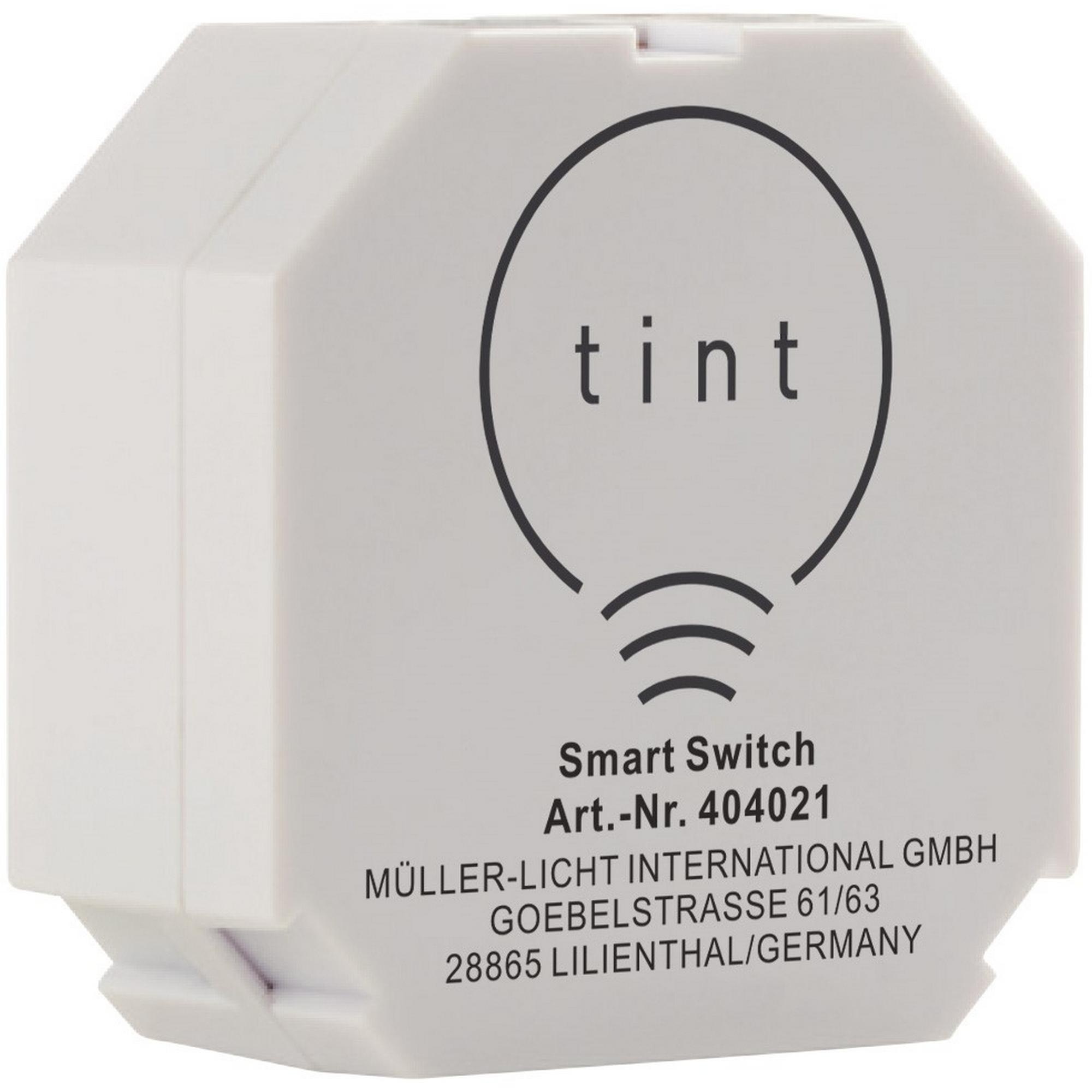 [toom] diverse tint Produkte, z.B. tint Smart Switch ZigBee für 19.99€