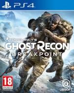 Tom Clancys: Ghost Recon - Breakpoint (PS4) für 17,49 € inkl. Versand