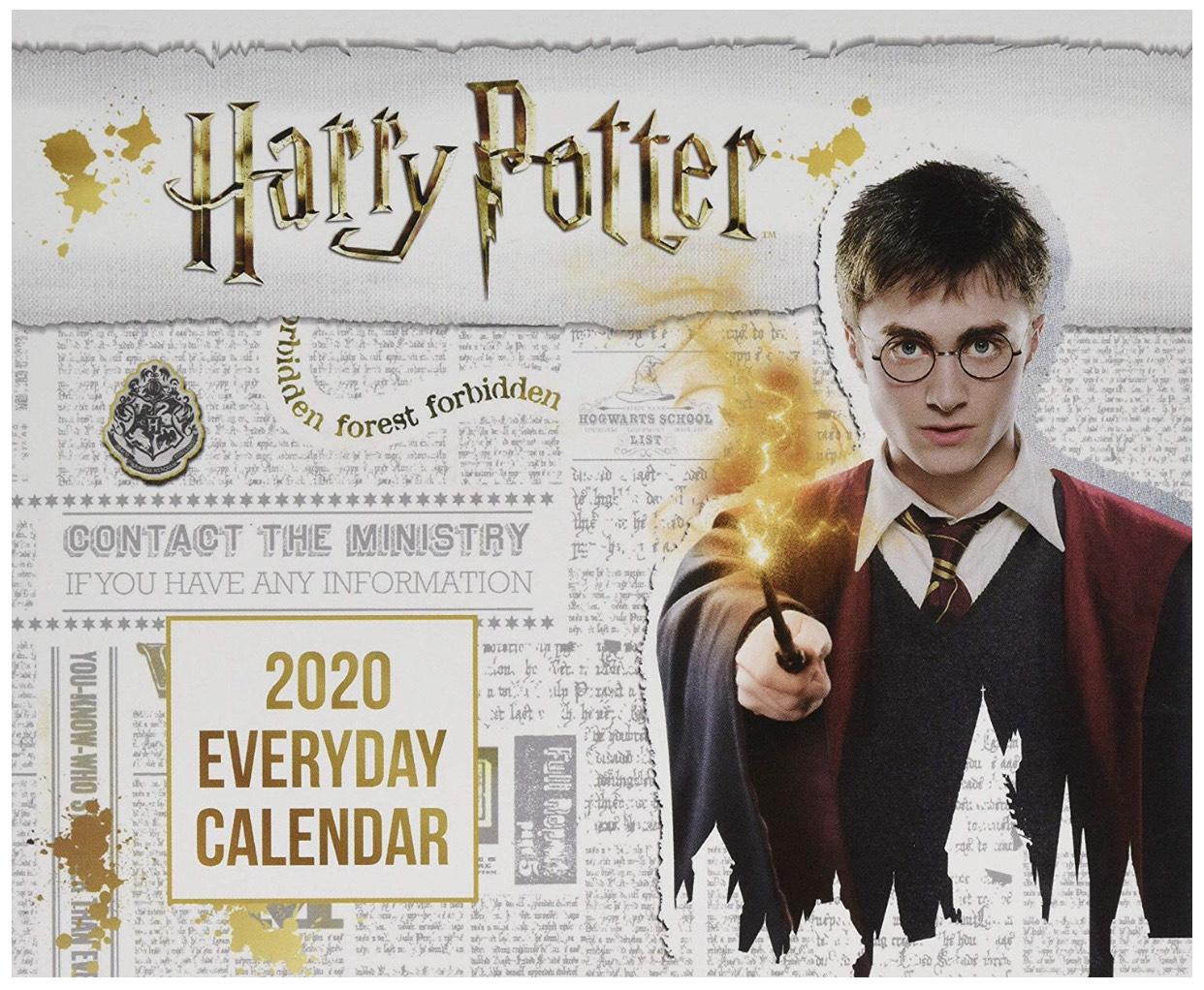 Harry Potter Tagesabreißkalender 2020