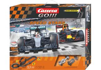 Carrera Go!!! Speed Stars Rennbahn für 37,99€ versandkostenfrei (Saturn)