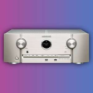 Marantz SR5014 7.2 AV Receiver (4K, HEOS, WiFi, Bluetooth, AirPlay, DTS:X)