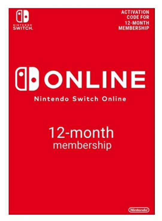 Cdkeys: Nintendo Switch Online 12 Monate für 16,49€ mit Paypal.