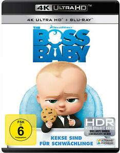 The Boss Baby [4K Ultra HD Blu-ray + Blu-ray] (ebay Mediamarkt)