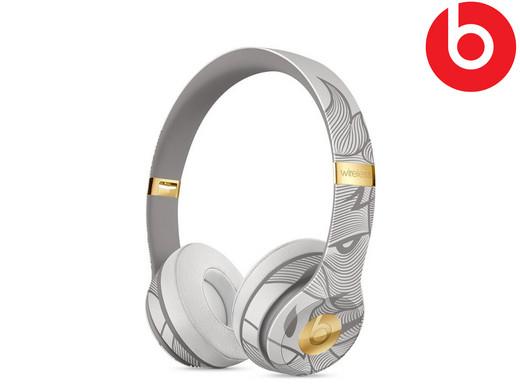 "Beats By Dre Wireless Bluetooth-Kopfhörer ""Solo3"" (New Year Special Edition, Bis zu 40 Stunden Akkulaufzeit, Fast-Fuel-Technologie) [iBOOD]"
