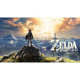 Zelda Breath of the Wild (eshop Korea)