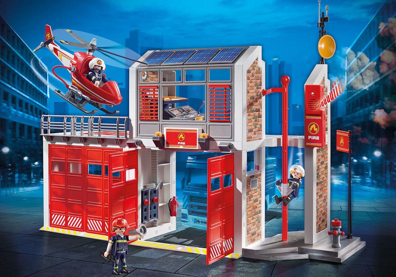 Playmobil City Action - Große Feuerwache (9462)