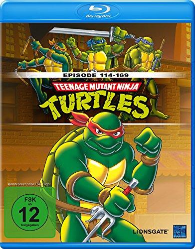 Teenage Mutant Ninja Turtles - Episoden 114 -169 (Blu-ray) für 12,47€ (Amazon Prime)