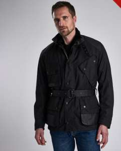 Barbour International Re-engineered Icons Jacket (Limited)