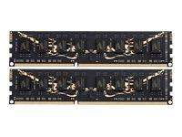GeIL Black Dragon DIMM Kit 8GB PC3-10660U CL9 (DDR3-1333)
