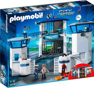 [Filialabholung] Playmobil City Action - Polizei-Kommandozentrale (6872)