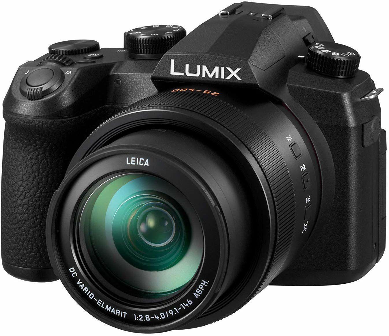 [Vorbestellung] Panasonic Lumix DC-FZ1000 II Bridgekamera (Amazon UK)