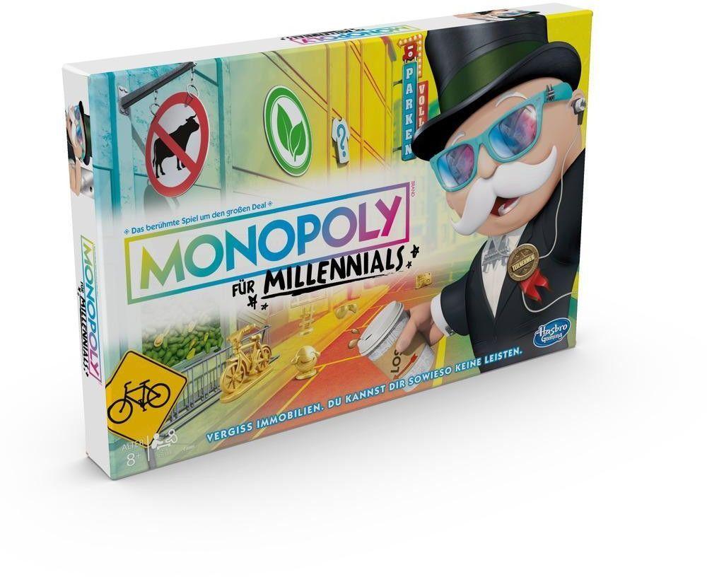 [Abholung] Monopoly für Millennials (E4989) - online für 17,94€ (-25%)