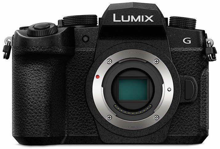 [Vorbestellung] Panasonic Lumix DC-G90 Body Systemkamera (Amazon UK)