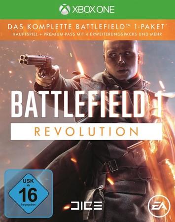 [Expert.de] Battlefield 1 Revolution [Xbox One] für 8,96€ inkl. Versand