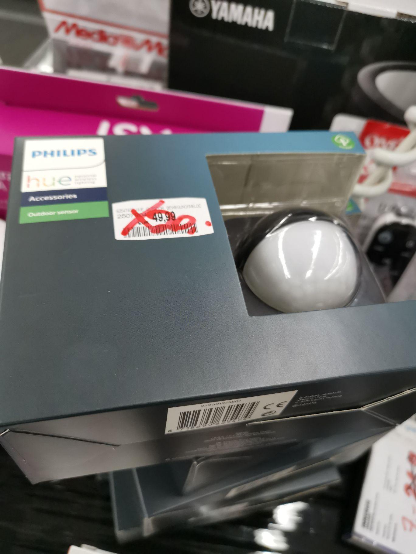 [LOKAL MediaMarkt Wuppertal] Philips Hue Outdoor Sensor