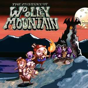 The Mystery of Woolley Mountain (Switch) für 0,11€ (US eShop)