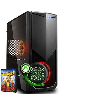 Budget Gaming PC AMD 2600, RX 570 8Gb, 16 GB RAM 3000mhz