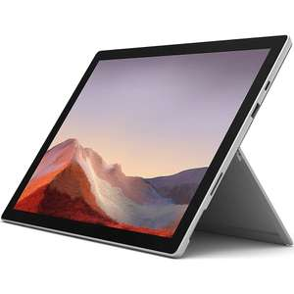 "Microsoft Surface Pro 7 12,3"" 2in1 Platin i7 16GB/512GB SSD Win10"