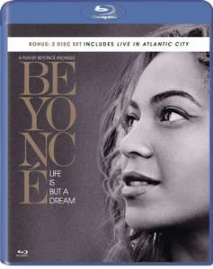 Beyoncé - Life Is But a Dream [Blu-ray] - Amazon Prime + Media Markt