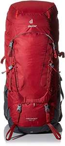 Deuter Aircontact 45+10 L (2019 Modell) in cranberry-graphite