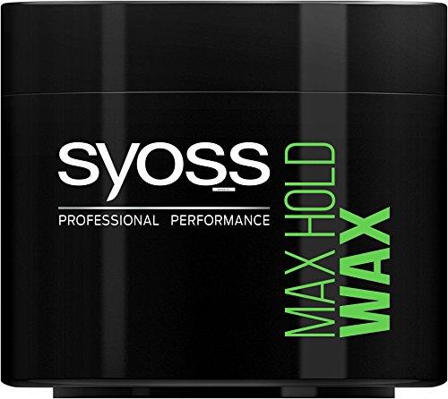 [Amazon.de] 6x 150ml / Syoss Max Hold Wax