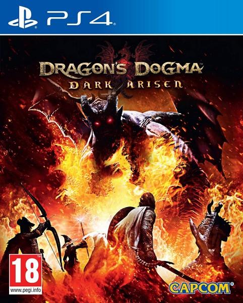 Dragons Dogma: Dark Arisen (PS4) (kaufrausch24)