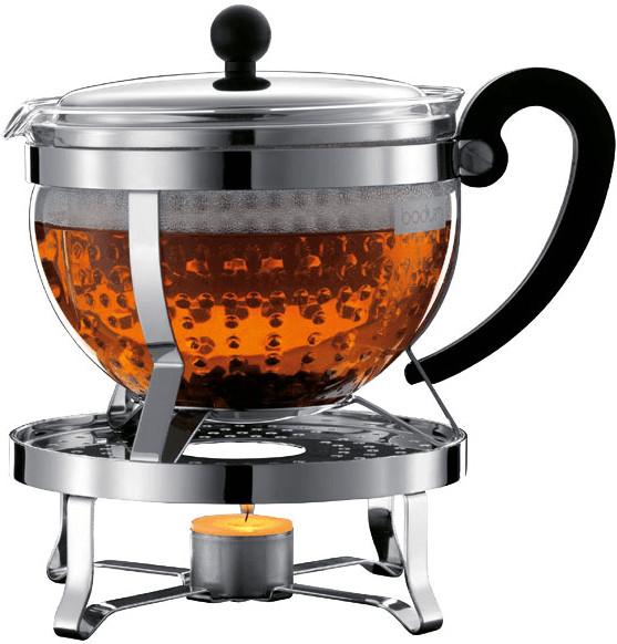 "bodum Tee-Set ""Chambord"" 1,3 L, für 24,99€ (Müller Abholung)"