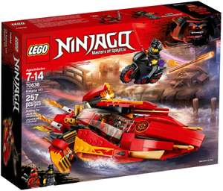 "LEGO Ninjago-Set ""70638 Katana V11"" [MÜLLER]"